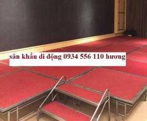 Bán Sân khấu di động, sân khấu sự kiện giá rẻ có sẵn ở Hà Nội