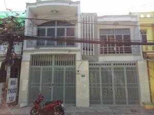 Bán nhà mặt tiền đường số 8 quận Bình Tân