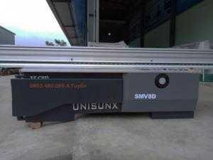 Máy cưa bàn trượt hiệu UNISUNX