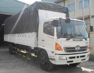 Xe tải Hino 8,4 tấn giá cả ưu đãi