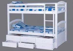 Giường 3 tầng, 3 ngăn kéo 45179