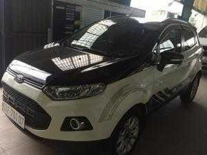 Bán Ford Ecosport sx 2016 titanium màu trắng