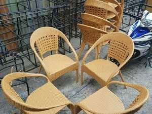 Bộ bàn ghế cafe giá cực cực rẻ