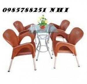 Bàn ghế cafe giá rẻ nhất sản xuất tại xưởng