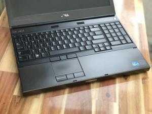 Laptop Dell Precision M4600, i7 2620M 8G 320G Vga rời đẹp zin 100% Giá rẻ