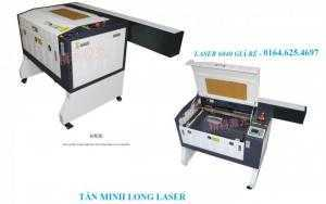 Máy laser 6040