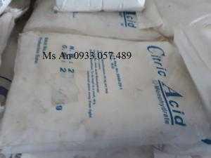Axit Citric – C6H8O7.H2O – Citric acid