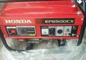 Máy phát điện gia đình sản xuất tại Việt Nam Honda EP6500CX