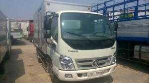 Xe tải 3.45 tấn Thaco Ollin350 thùng kín...