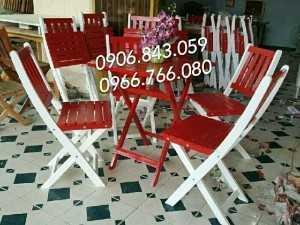 Ghế gỗ cf giá rẻ