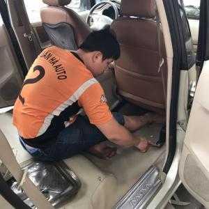 Bọc ghế da xe hơi cao cấp