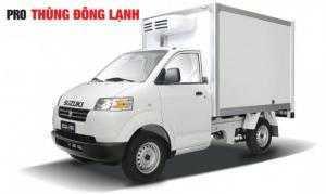 Bán xe tải Suzuki Carry thùng đông lạnh