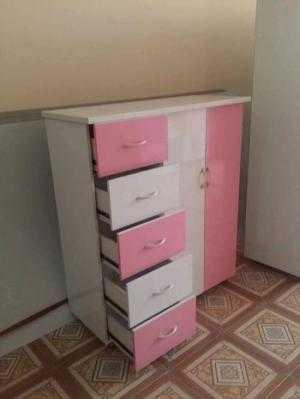 Tủ nhựa 2 cánh 5 ngăn