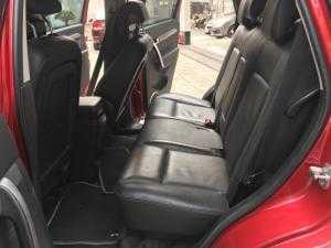 Bán Chevrolet Captiva Revv LTZ màu đỏ tươi xinh số tự động sản xuất cuối 2016 mẫu mới