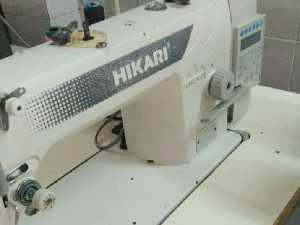 Máy may điện tử liền trục Juki va Hikari