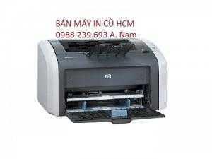 Máy in cũ giá rẻ HP Laserjet hcm
