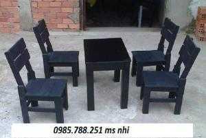 Bàn ghế mini giá rẻ