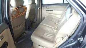 Bán Toyota Fortuner V 2.7AT máy xăng số tự động sản xuất cuối 2012 mẫu mới biển Sài Gòn