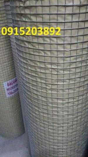 Chuyên lưới thép hàn d2 ô 25x25, lưới hàn d3...