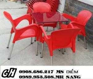 Ghế nhựa giá rẻ nhất t2