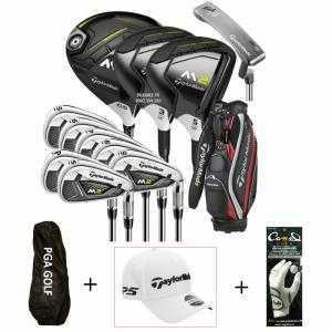 Bộ fullset gậy golf TAYLORMADE M2 2017 hàng chính hãng mới 100%