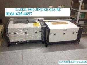 Máy cắt decal, làm quảng cáo máy Laser 6040