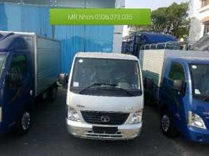 Xe chở rác chuyên dùng TATA 870 kg.