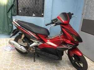 XE Honda Ari Blade 110cc đỏ đen lên thái. BSTP