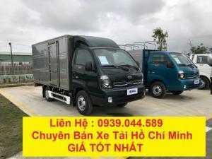Xe Tải Kia Frontier K250 Hồ Chí Minh mới 2018, Máy Hyunhdai ,1 tấn 4 và 2 tấn 4 giá tốt nhất.......