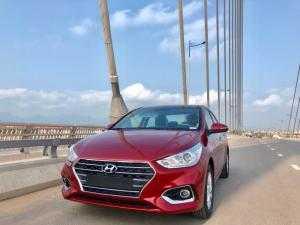 Xe Hyundai Accent bản 1,4 AT đặc biệt dòng xe...