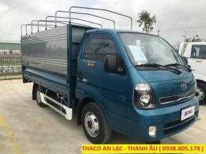 Xe tải KIA K250 Trường Hải, tải trọng 2 tấn 4...