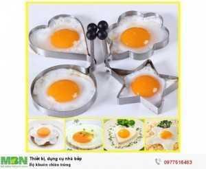 Bộ khuôn chiên trứng
