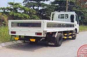 Bán trả góp xe Isuzu QKR77HE4 thùng lửng giá tốt nhất thị trường