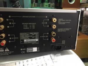Bán chuyên Ampli denon 2000AE hàng  tuyển chọn từ nhật về 220V