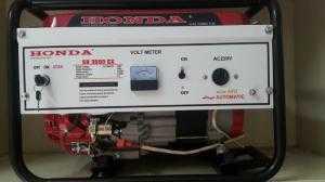 Máy phát điện 3kW honda SH3500EX nhập khẩu từ Thái Lan giao hàng trên toàn quốc