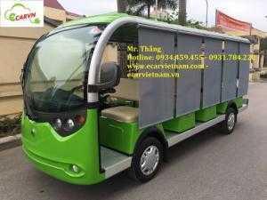 Xe điện chở khách du lịch Lvtong S14 chỗ