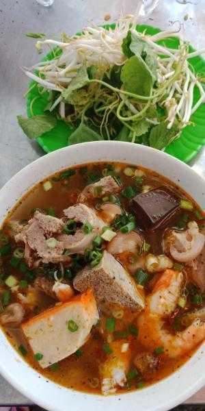 Bánh Canh Cua Đồng thập cẩm ngon