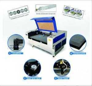 Máy laser cắt vải giá rẻ