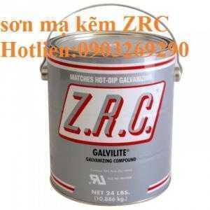 Sơn Mạ Kẽm ZRC Aerosol ( nặng 10.88kg , lon 4 Lít ) = 0973958329 5ae1aa9391415_1524738707
