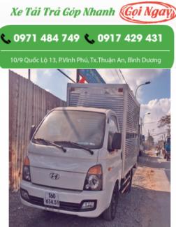 Xe tải Hyundai Porter 150 có tải trọng 1.5...