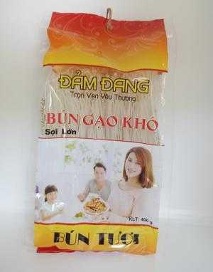 Bún gạo khô Đảm Đang 800g (2 gói *400g)