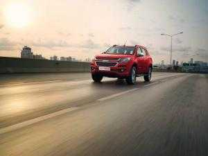 Chevrolet Trailblazer giảm 50tr,vay NH...