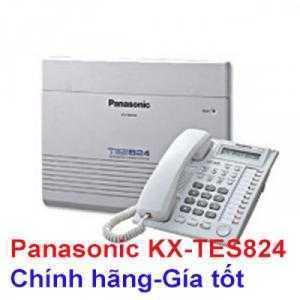 Cung cấp và lắp đặt tổng đài điện thoại nội bộ Panasonic KX-TES824 tại Bình Tân