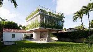 Biệt thự xây theo 'quỹ đạo mặt trời'