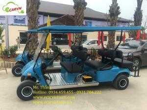 Xe điện chở khách 8 chỗ EZGO