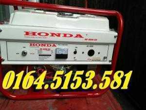 Máy phát điện chạy xăng 3KW Honda SH4500EX có đề nổ