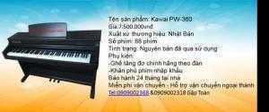 Piano kawai pw360