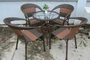 Bàn ghế cafe 0001
