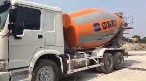 Bán xe trộn bê tông 12m3, sản xuất năm 2013, giá yêu thương, không qua trung gian, nhập khẩu nguyên chiếc