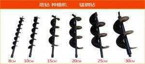 Mũi khoan đất Oshima đường kính 100, 150, 200, 250, 300 giá tốt nhất